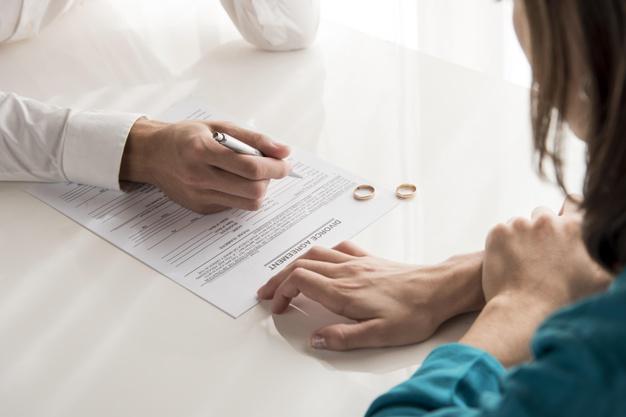 Le conseil juridique divorce